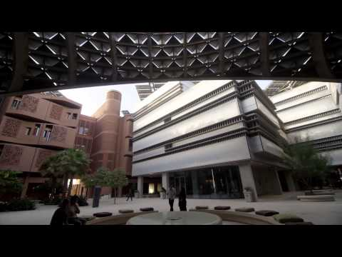 Masdar Institute – Learning to Change the World (2014)