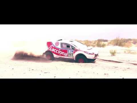 ACCIONA 100% Ecopowered returns to the Dakar Rally- 2017