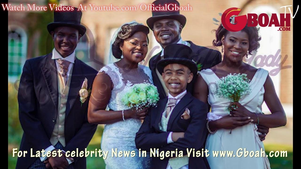 Unseen Wedding of Funke Akindele As Her Husband Take Her To A 5star Hotel On Their 1year Anniversary