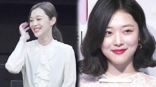설리, 마지막 공식 석상 '너무 이른 작별' @본격연예 한밤 131회 20191015