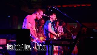 Realistic Pillow - 40 Watt Athfest 2019 - Song 1