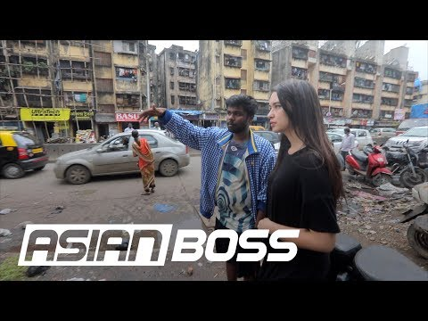 We Spent A Day In The Largest Slum In India | THE VOICELESS