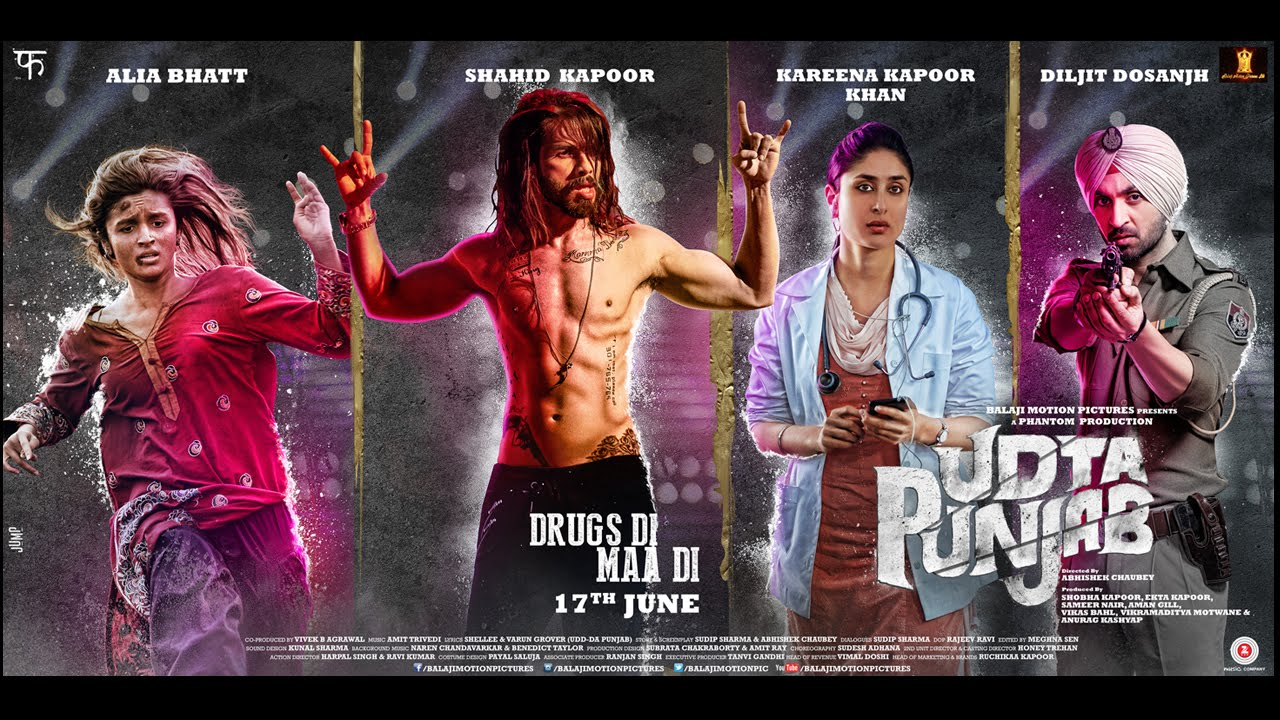 Udta Punjab Official Trailer new song