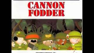 Cannon Fodder main theme