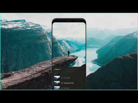15 best Photo Editor Apps for Android for 2018!