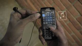 blackBerry Pearl 3G 9100 and 9105 Promo Video