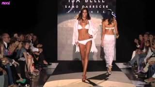 Federica Nargi - Isa Belle Beachwear 2013 Catwalk