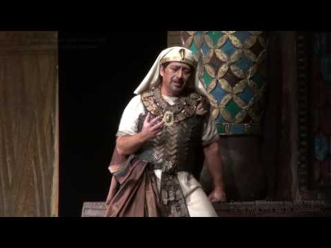 Aida Verdi Opera Whole work full HD Marco Boemi с русским переводом