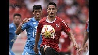 Fecha 12: Resumen de Independiente - Belgrano