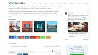 how To Add A Related Posts Section In WordPress Blogs?
