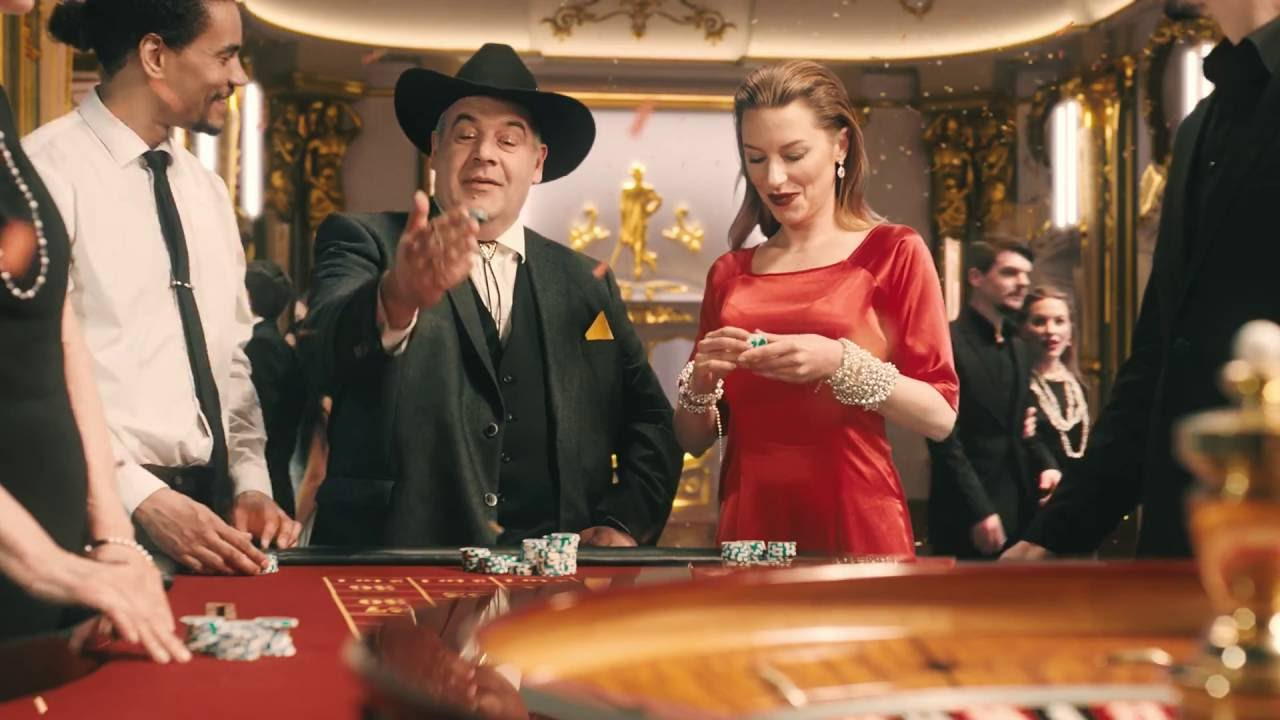 Mr Green Casino Commercial