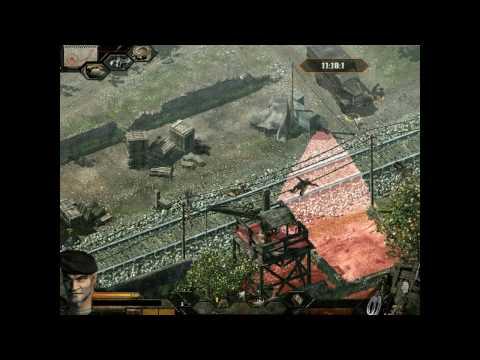 Commandos 3: Destination Berlin Walkthrough - Central Europe - Part III