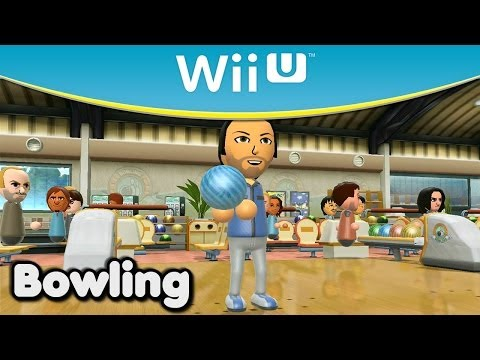 Wii Sports Club - Bowling Gameplay - Full HD - 동영상