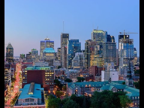 Montreal Skyline 2017 - Quick Overviews (Video & Pictures)