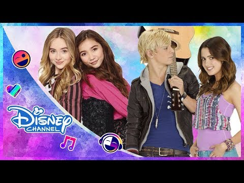 Aberturas das Séries do Disney Channel | TOP 10