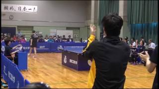 2016 日本卓球リーグ Kyowa Hakko Kirin -Aichi Institute of technolog...