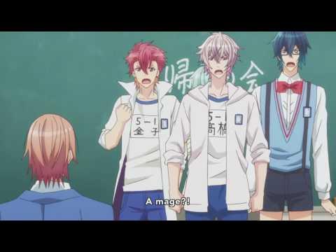 Hatsukoi Monster Kota classroom scene