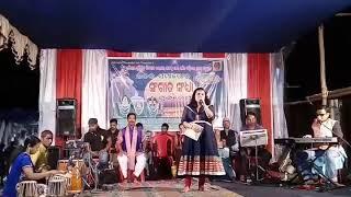 Gambar cover Pranati Janae Tora Charane...a Bhajan sang by my Sister Miss Niharika Pradhan