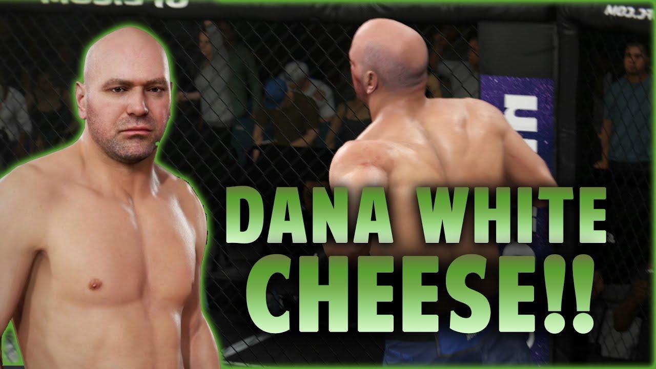 DANA WHITE IS A CHEAT CODE! EA UFC 3 RANK CHAMPIONS! EP3