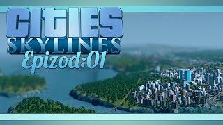 Cities: Skylines :: Ep. 01 :: Wszystko przed Nami!