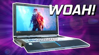 Acer's CRAZY Gaming Laptop Does WHAT?!! 😮 Helios 700 & Nitro 7 Hands On!