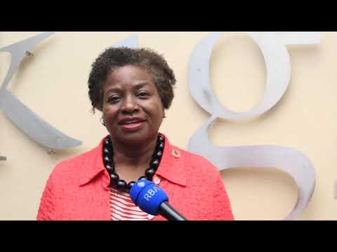 UNFPA Executive Director Dr. Natalia Kanem visits Kigali Genocide Memorial, Rwanda