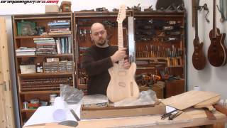 Taking A Cheap Kit Guitar And Making It Great -pt1 The Intro