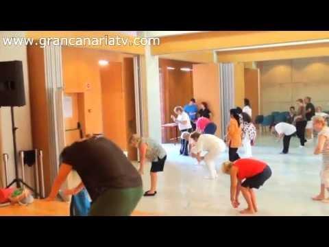 Im genes de 17masdanza en maspalomas danza para mayores youtube - Gran canaria tv com ...