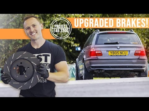 How Much Difference Do Upgraded Brakes Make To Track Performance?