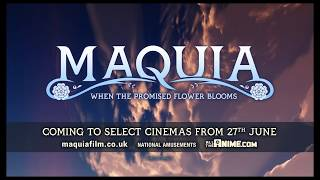 Maquia: When The Promised Flower Blooms - Official English Trailer (subtitled)