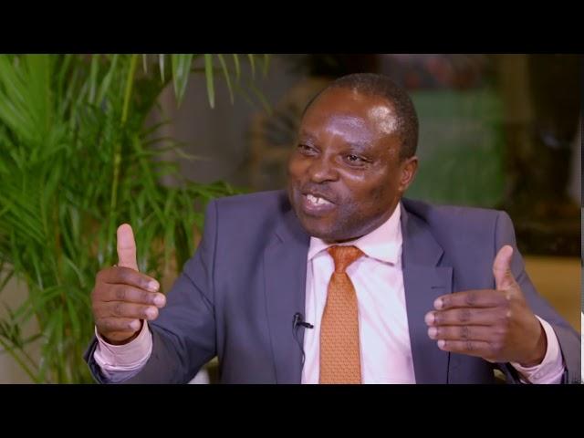 #AGRF2019 Fireside Chat: Dr. Paul Demo - Regional Director for Africa International Potato Centre