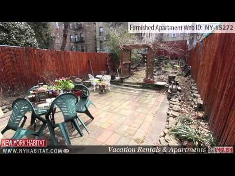 Video Tour of a 2-Bedroom Furnished Apartment in Crown Heights, Brooklyn