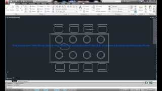 Autodesk Autocad 2d;360;lt Tutorial|working With Reusable Contents|blocks, Wblocks And Palettes|p1