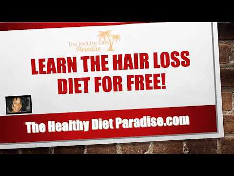 Four Exciting Ways to Get the Hair Loss Diet for Free!