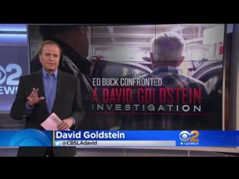 Ed Buck Confronted While Out With Another Young Black Man