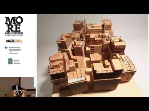 MORE ARCHITECTURE: Graham Morrison - More Architecture