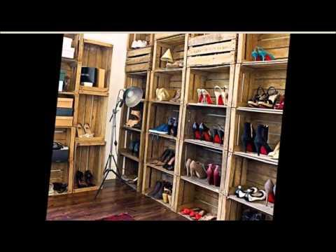 видео: Органайзеры для обуви  Идеи как хранить несезонную обувь