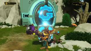 [World Record] Ratchet & Clank PS4 100% Speedrun in 4:01:56 (Part 1) - By Scaff