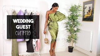 ASOS WEDDING GUEST OUTFITS