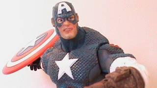 Marvel Legends Ultimate Captain America Review