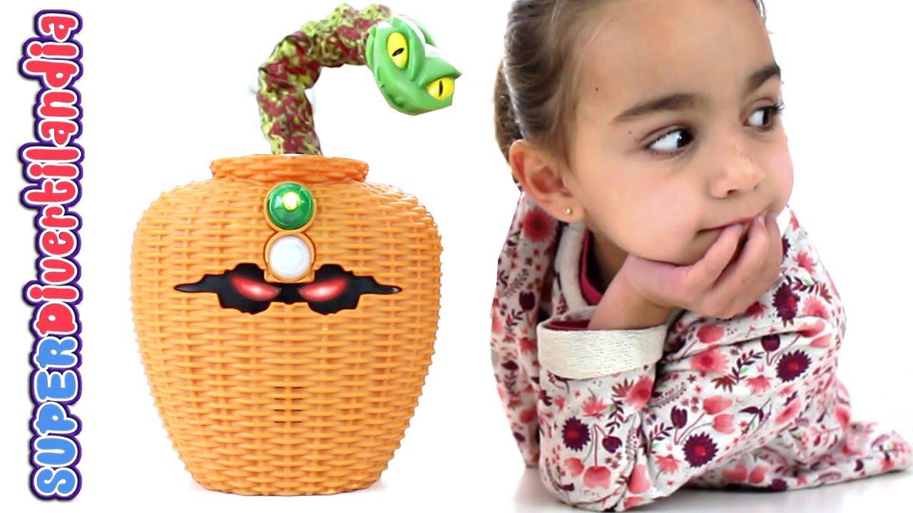 La joya de la serpiente de imc toys juegos de mesa con for Divertilandia juego de mesa