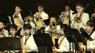 03 Avenue R - Jazz Ensemble, Crossroads South School