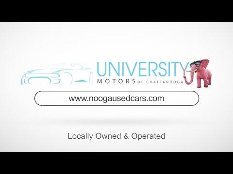 University Motors Of Chattanooga - Noogausedcars Com - YT