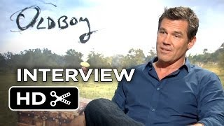 Oldboy Interview - Josh Brolin (2013) - Spike Lee Movie HD