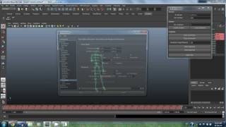 Mocap Test: Kinect + Maya Using Kinect SDK and Python