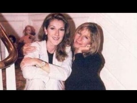Barbra Streisand Writes Touching Message to Celine Dion After the Death of Her Husband