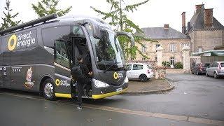 17.10.01 En immersion avec le Team DEN  - Tour de Vendée