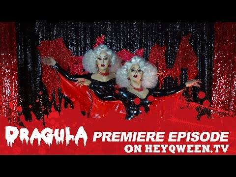 The Boulet Brothers' DRAGULA: Episode 1: Search for the World's First Drag Supermonster
