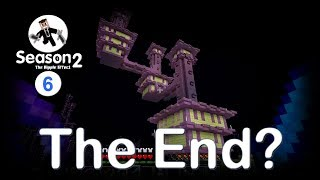 The End? - 06 - The Ripple Effect 2 - Minecraft Let's Play