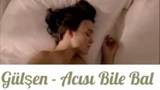 Красивая турецкая песня  Хит музыка Gülşen - Acısı Bile Balс русскими текстом